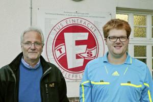 Reinhard Flaspöhler und Felix Kahrmann