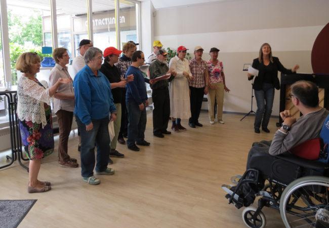 Chorprojekt: Von Rap bis Volksmusik
