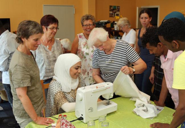 """Tipi-Projekt: """"Gemeinde inklusiv – eine Stadt für Alle"""""""