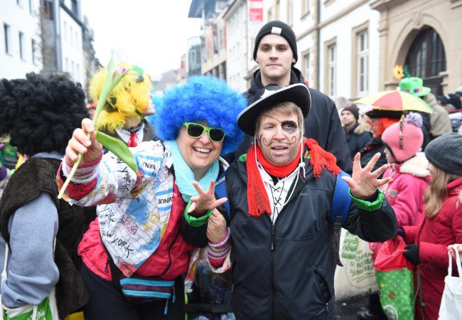 Karneval in Paderborn