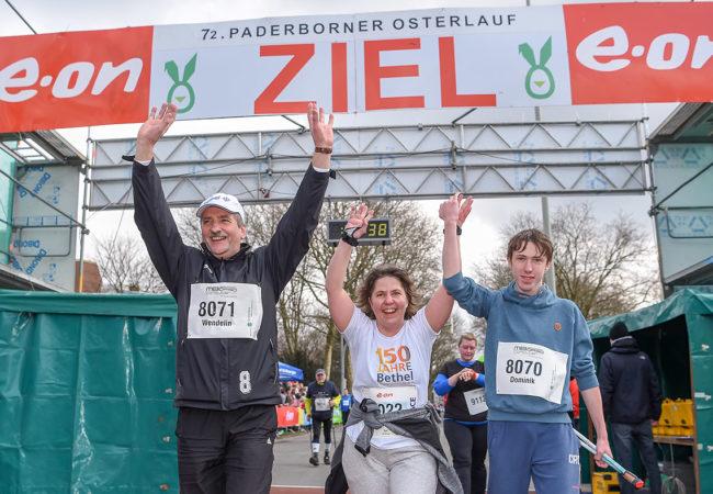 Osterlauf in Paderborn