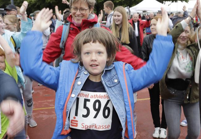 Bethel athletics begeistern über 1000 Sportler